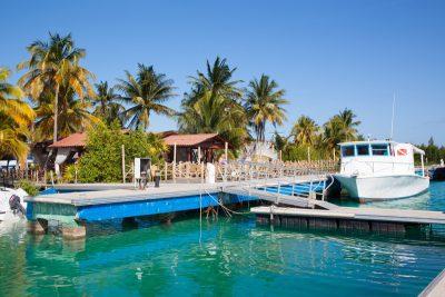 Marina Marlin Cayo Largo